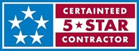 Certainteed Logo 5 Star_with_trim